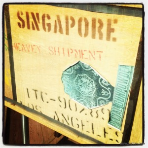 Los Angeles Singapore