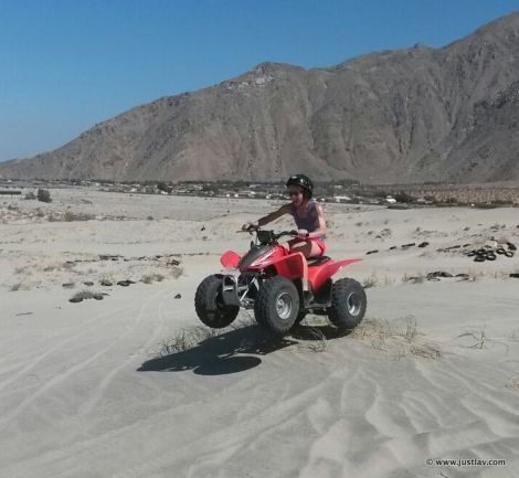ATV-jump